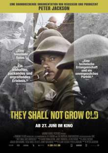 They shall not grow old - Der Besondere Film