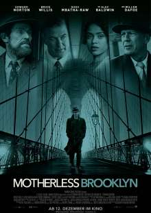 Motherless Brooklyn - Der Besondere Film